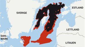 Östersjön- ett dött hav