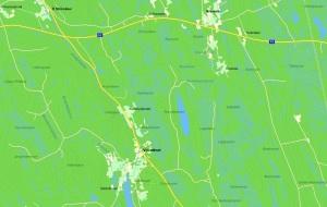 karta - Vitvattnet