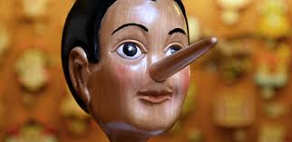 liar - näsa